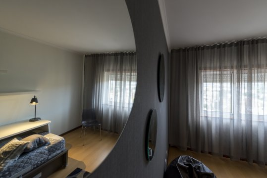 Horta dos Vimes Apartment, Fraction HD