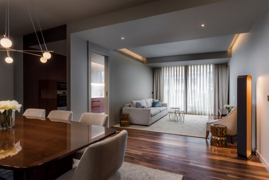 Savoy Residence | Fraction H