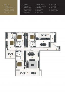 Savoy Residence | Casa Branca Fraction N
