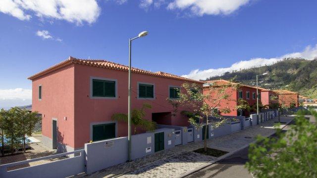 Santo Antão Villa - Moradia F